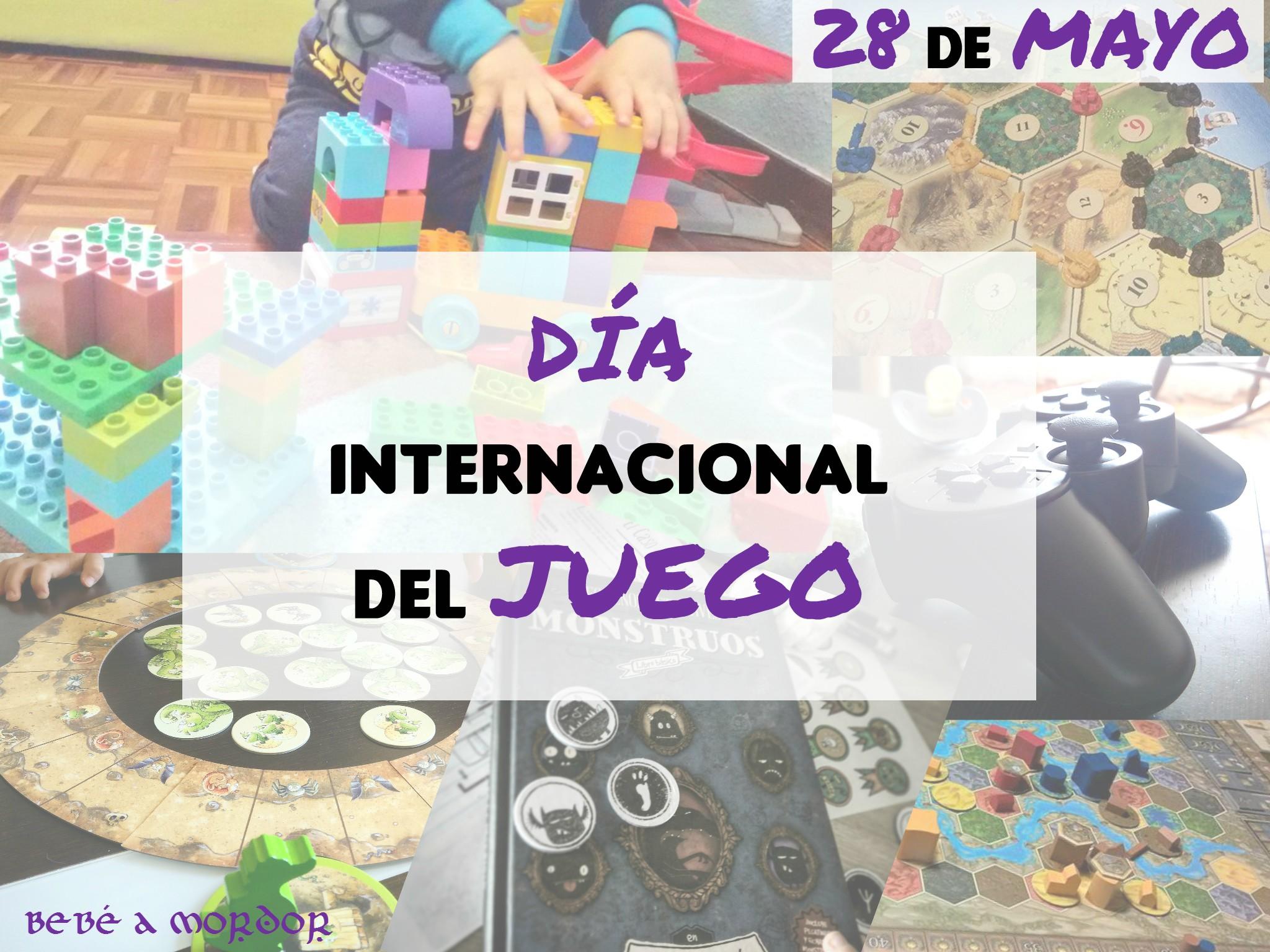 Día Internacional del Juego