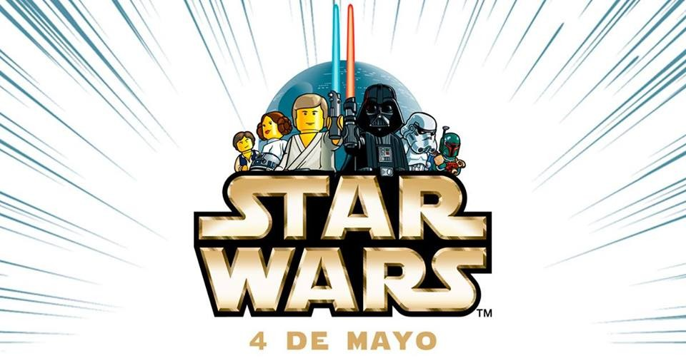 Fiesta #MayThe4th: Día Internacional de Star Wars