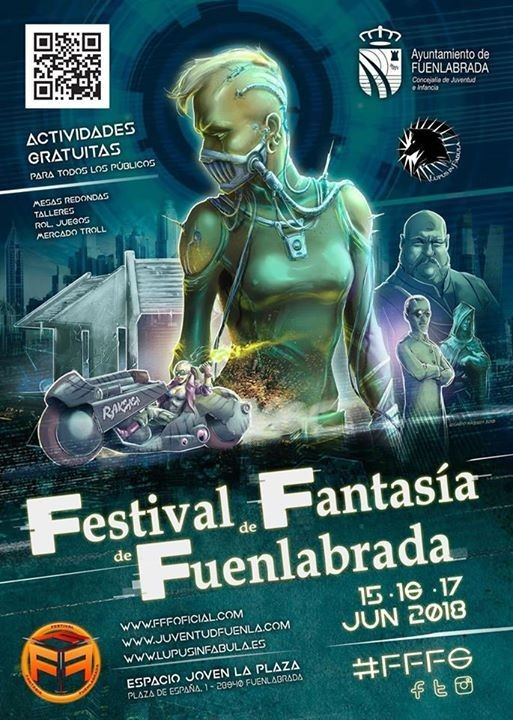 Festival de Fantasía de Fuenlabrada