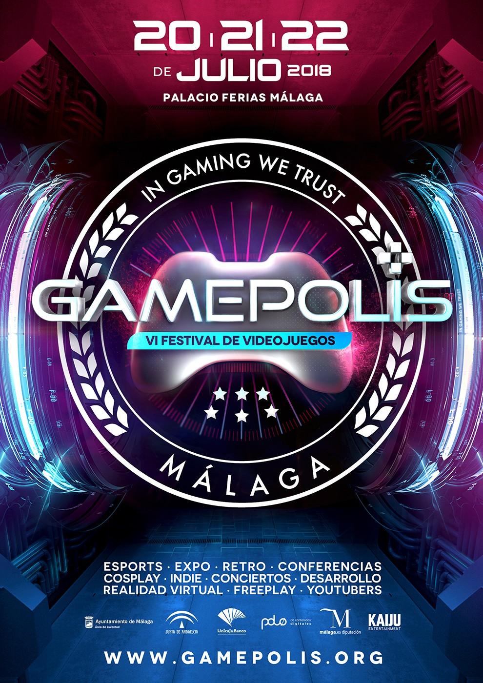 Gamepolis 2018