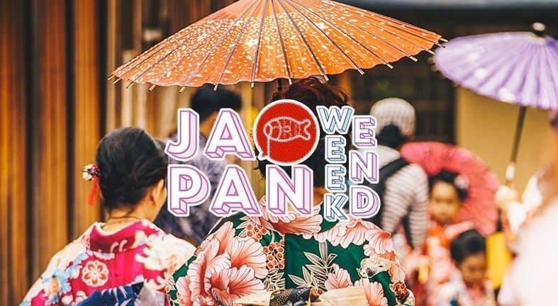 Japan Weekend Burgos