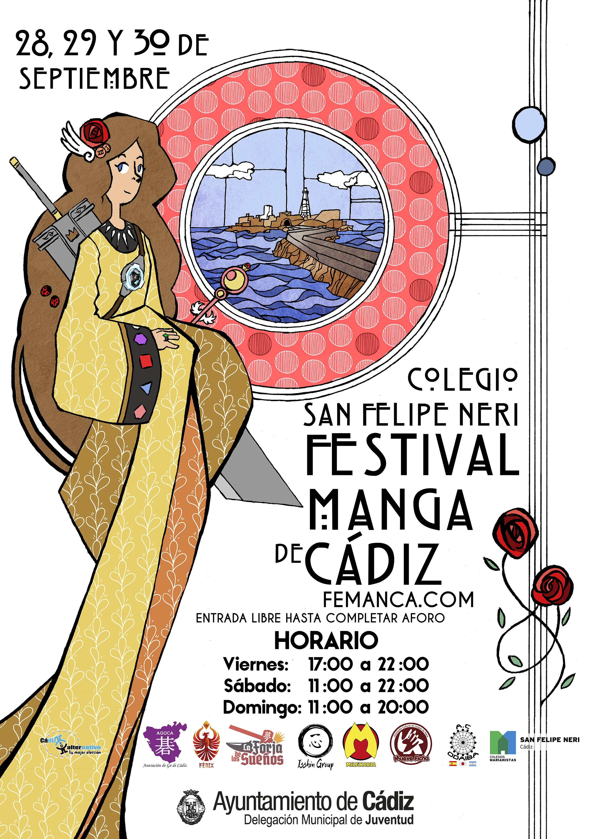Festival de Manga de Cádiz