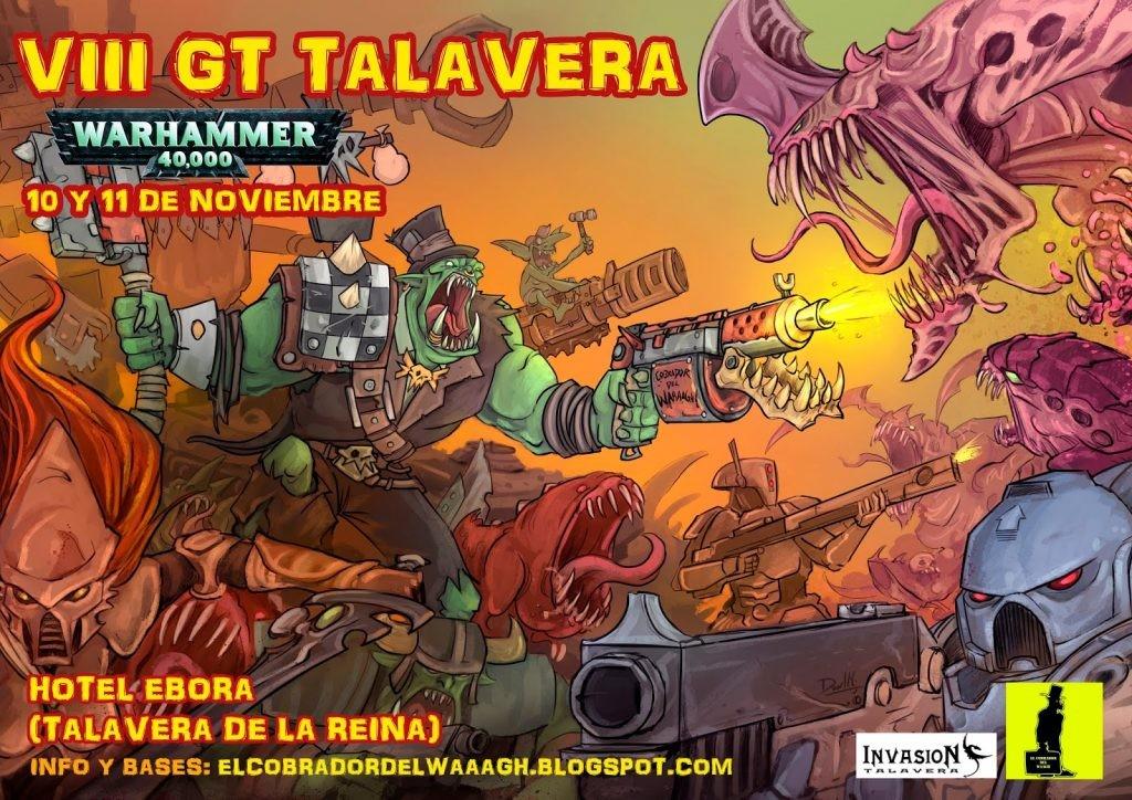 VIII GT Talavera