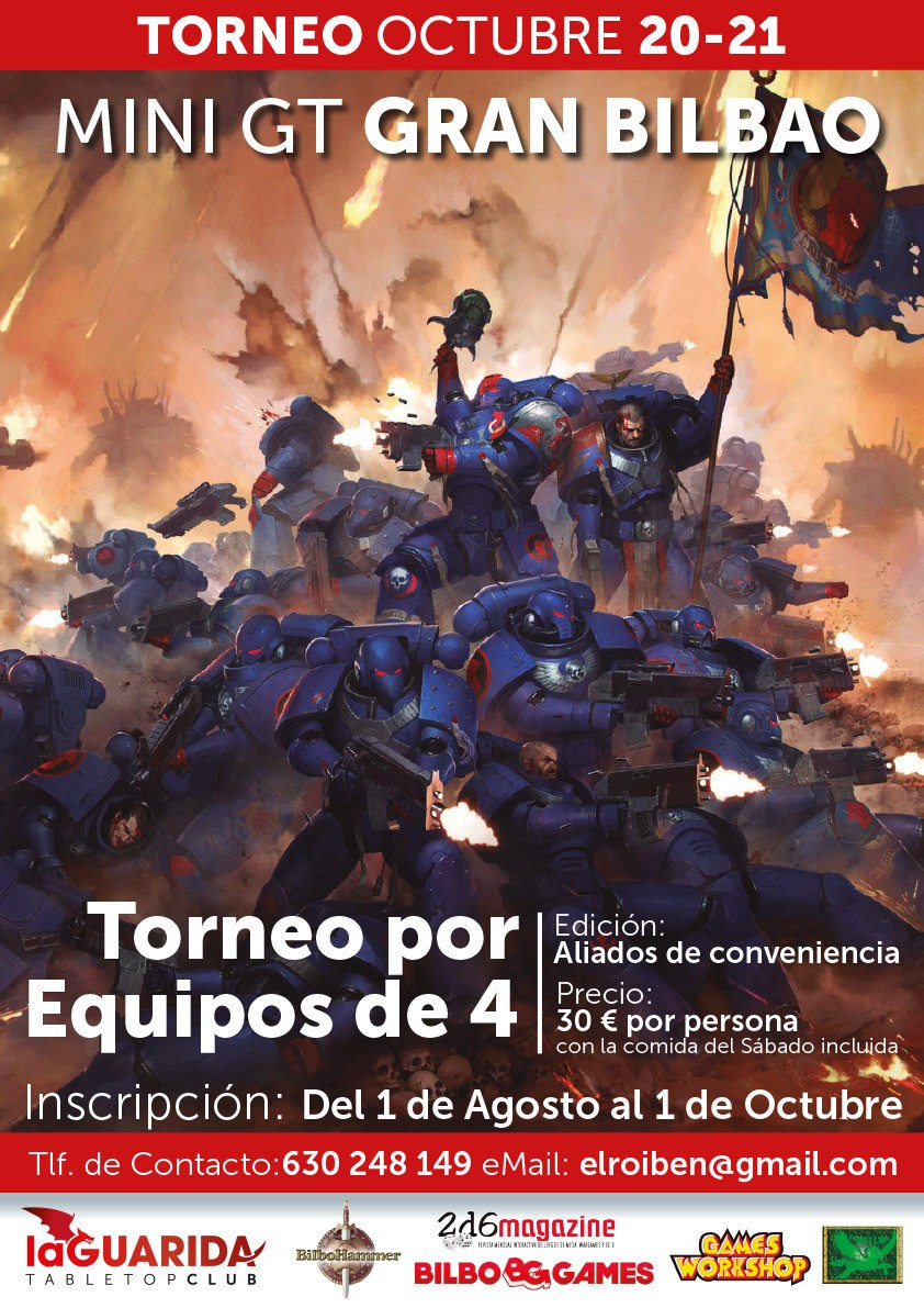 1er MiniGT Gran Bilbao