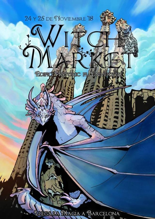 Witch Market '18