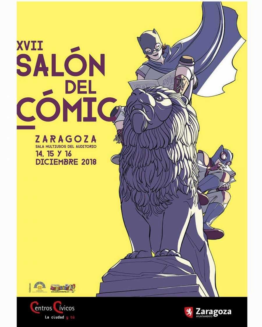 XVII Salón del Cómic de Zaragoza
