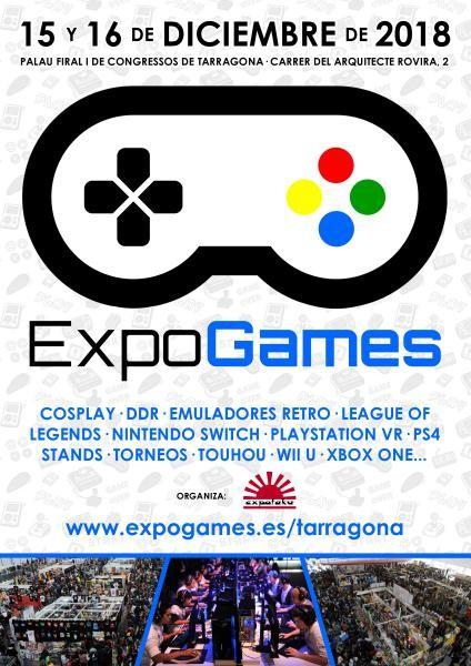 ExpoGames Tarragona 2018