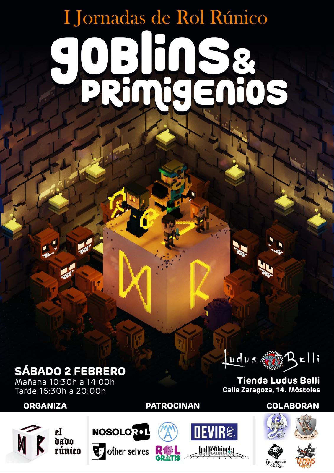 Goblins & Primigenios
