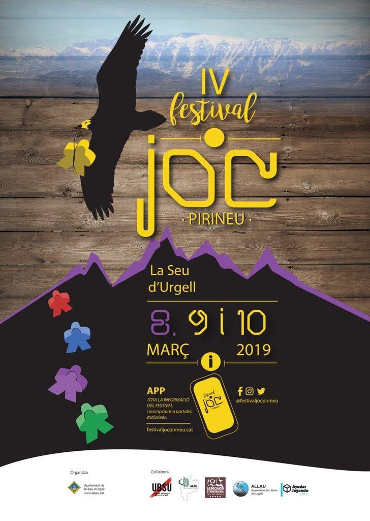 Festival del Joc del Pirineu 2019