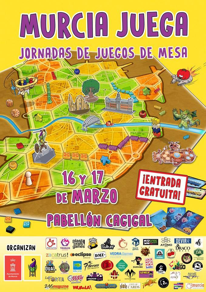 Murcia Juega 2019