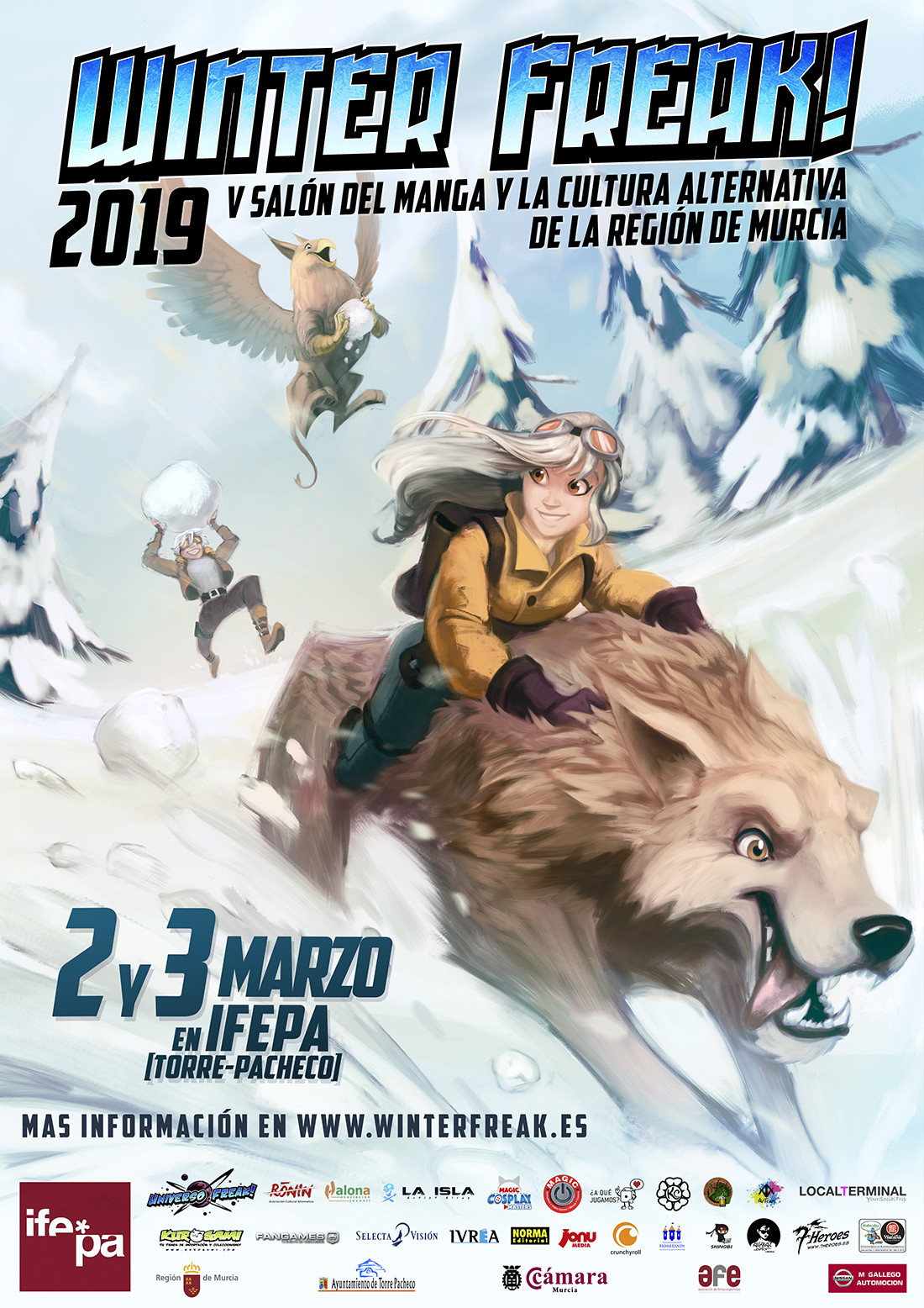 Winter Freak 2019 Murcia