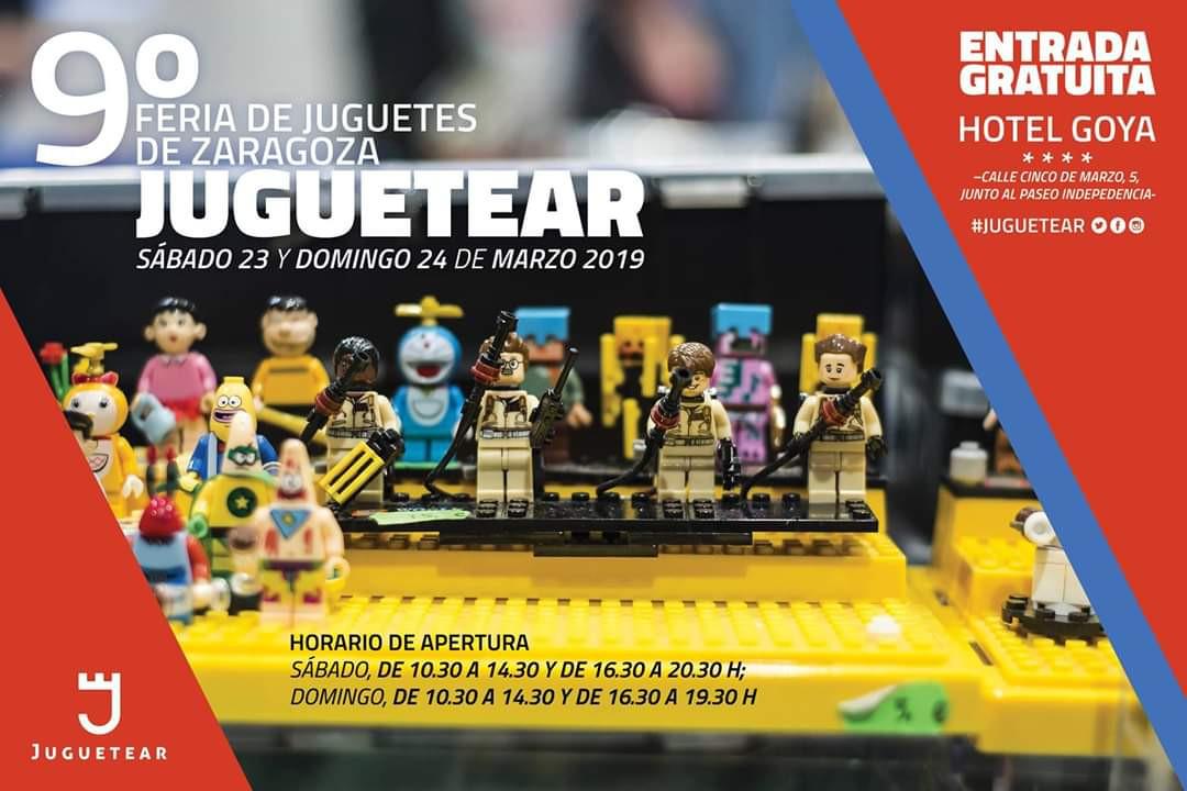 Juguetear 2019 Zaragoza