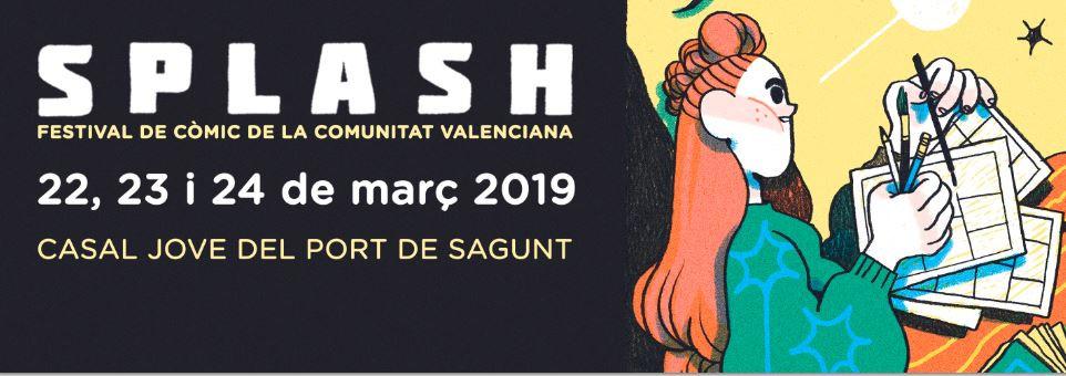 Splash Festival del Cómic de la Comunitat Valenciana