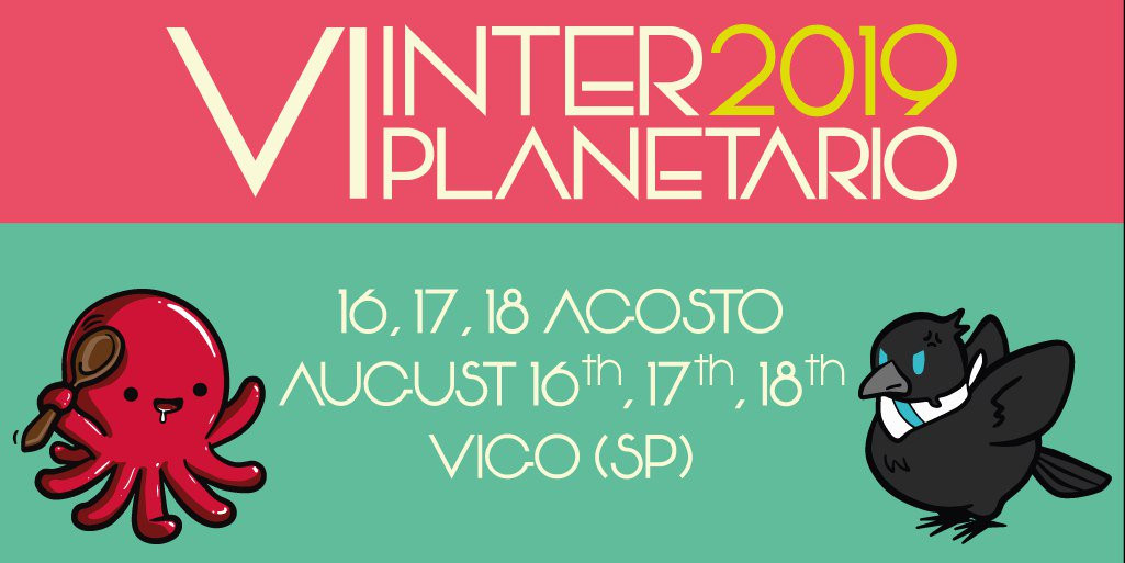 Interplanetario 2019