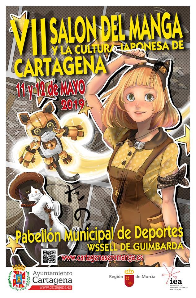 VII Salón del Manga de Cartagena