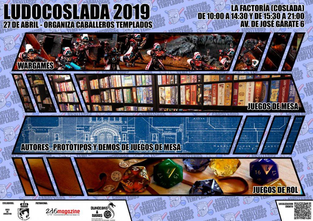 LudoCoslada 2019