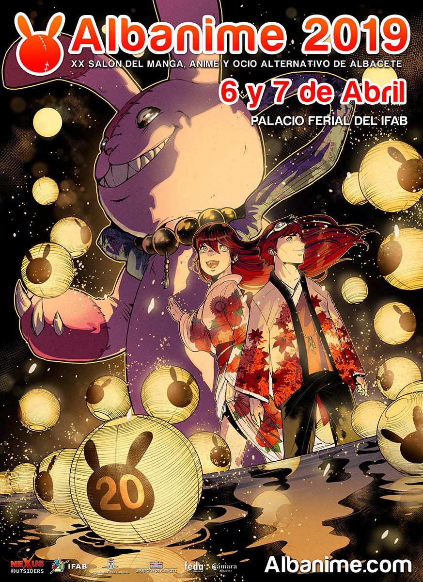 Albanime 2019: XX Salón del Manga de Albacete