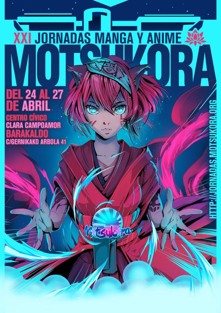 XXI Jornadas Motsukora