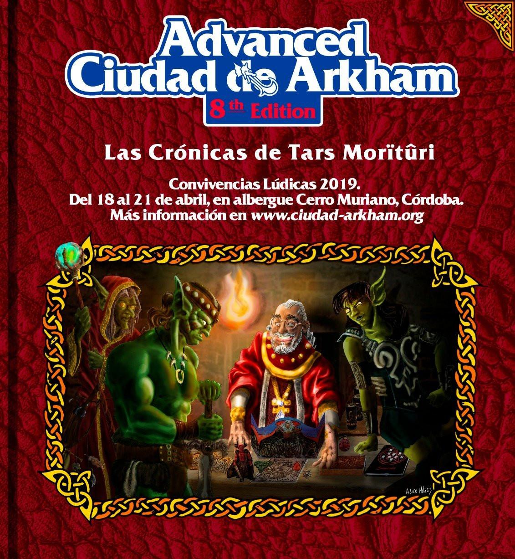 Ciudad de Arkham 2019