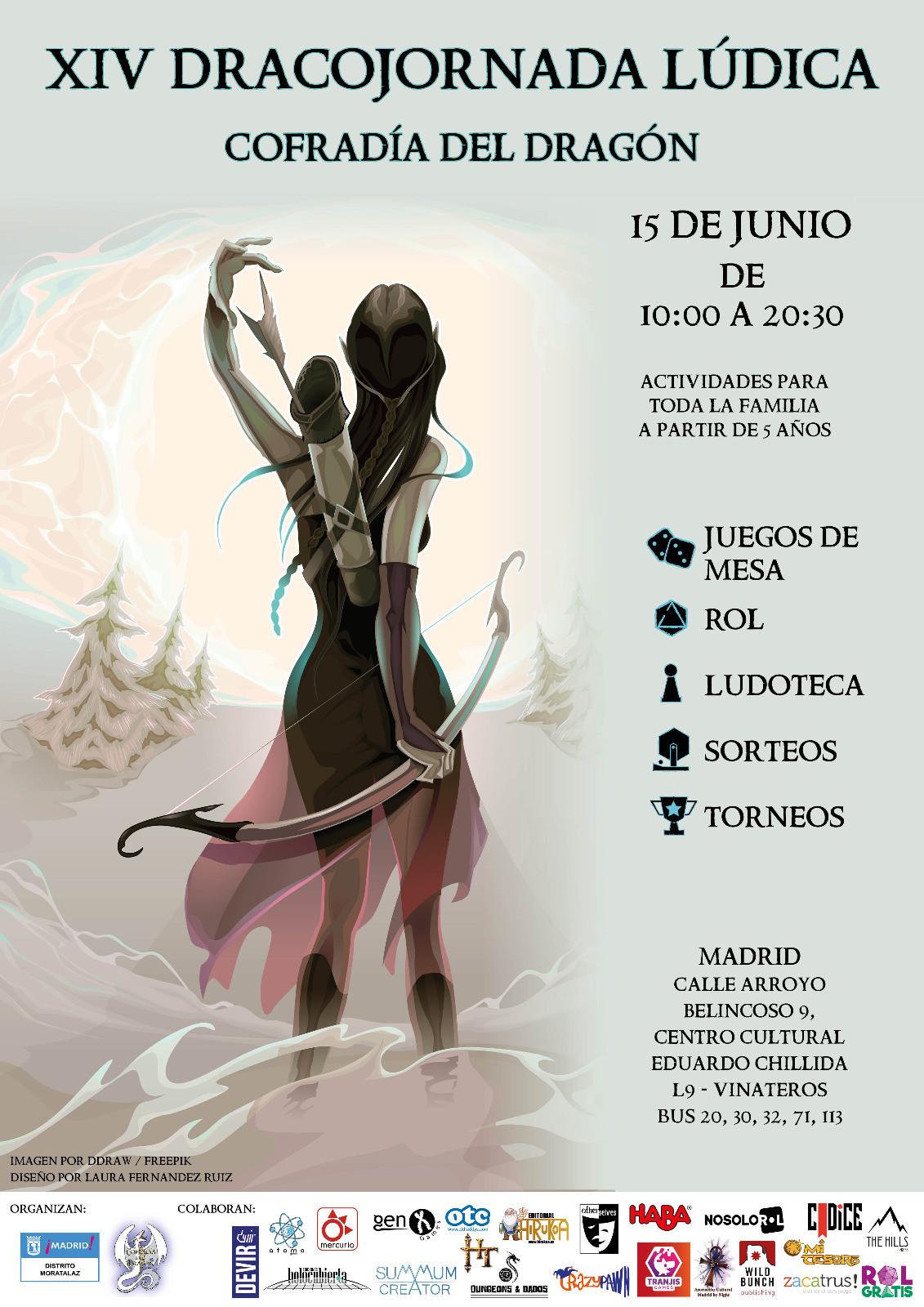 XIV Jornadas Lúdicas Cofradía del Dragón