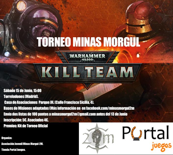 Torneo Warhammer 40.000 Kill Team