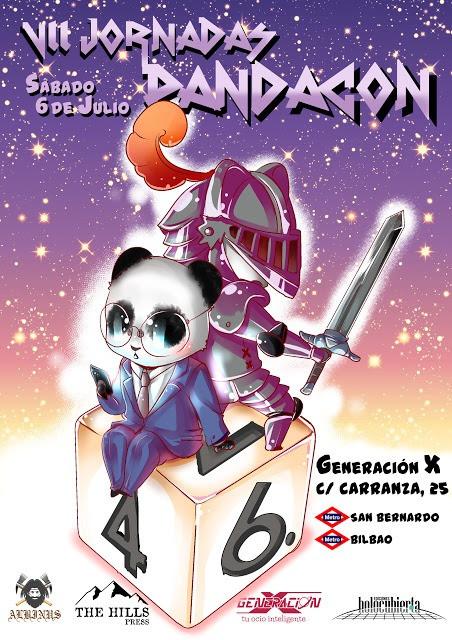 Jornadas PandaCon