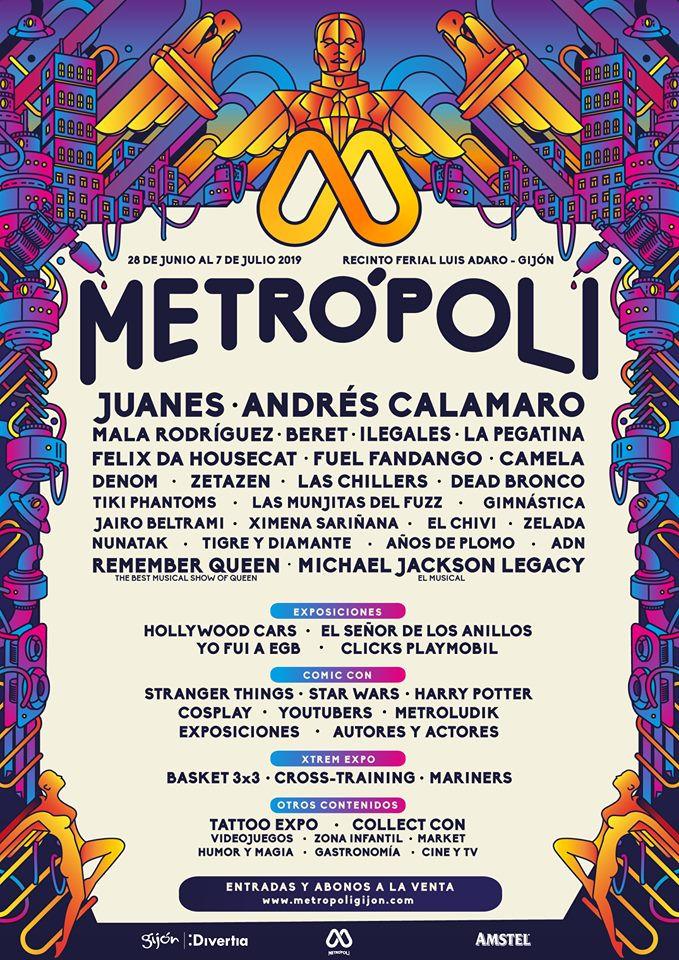 Metrópoli Gijón 2019