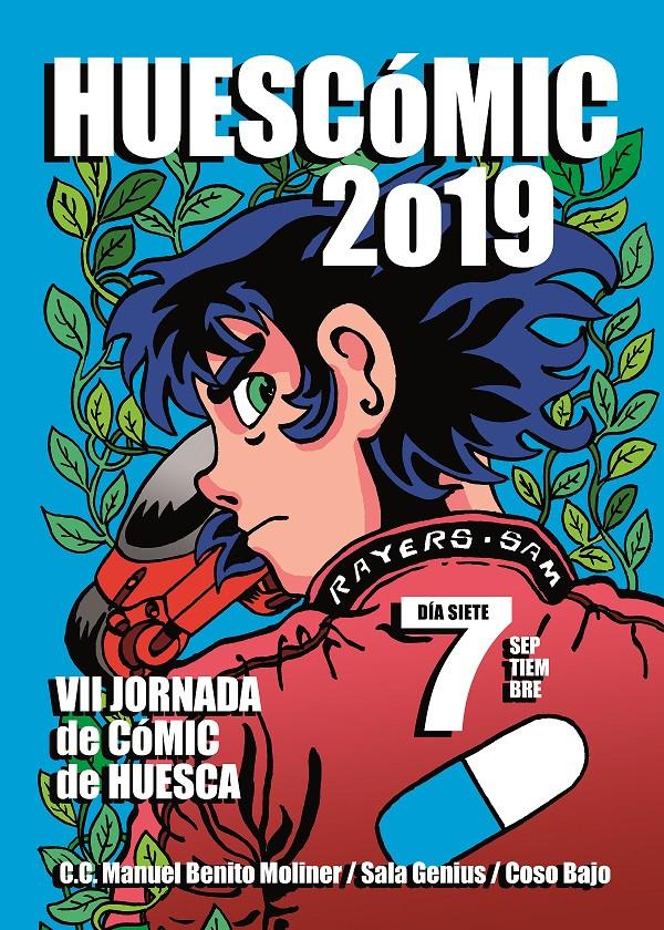 HuescaComic 2019