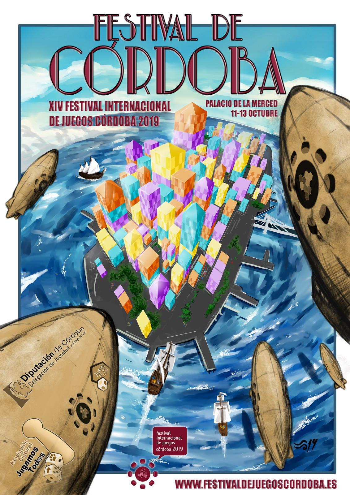 Festival Internacional de juegos de Córdoba - Jugamos Tod@s