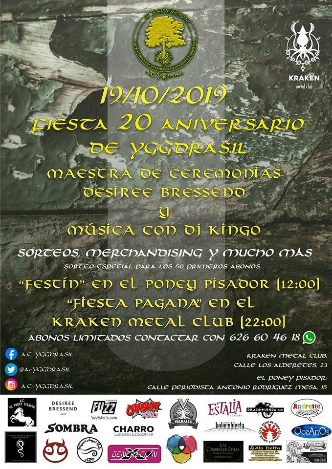 Fiesta 20 aniversario