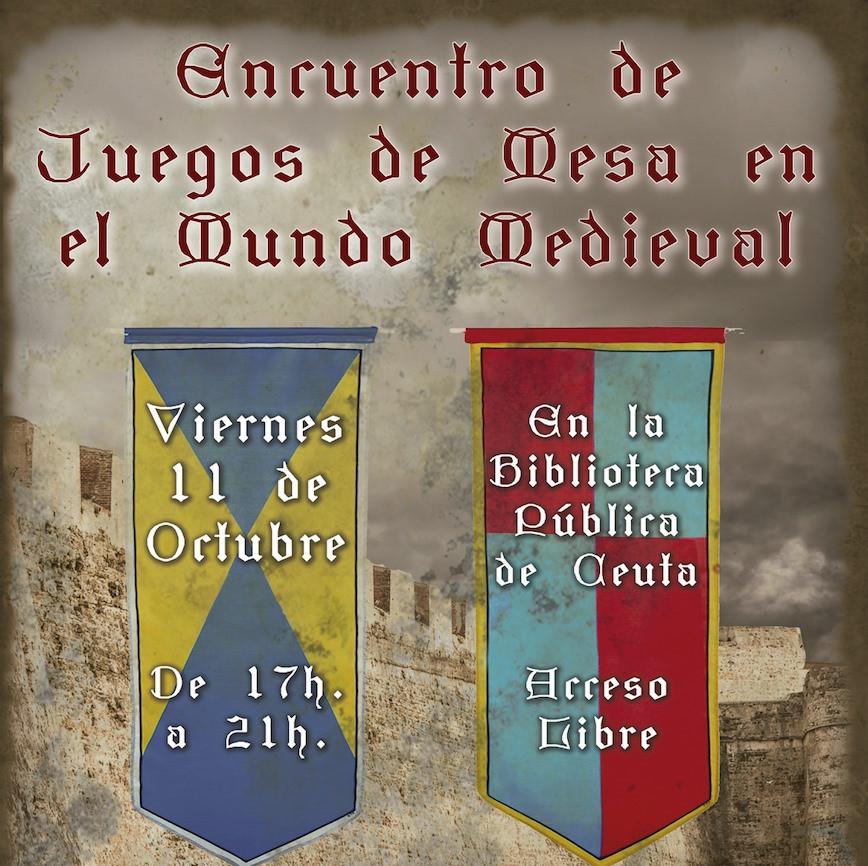 Encuentro de Juegos de Mesa en el Mundo Medieval