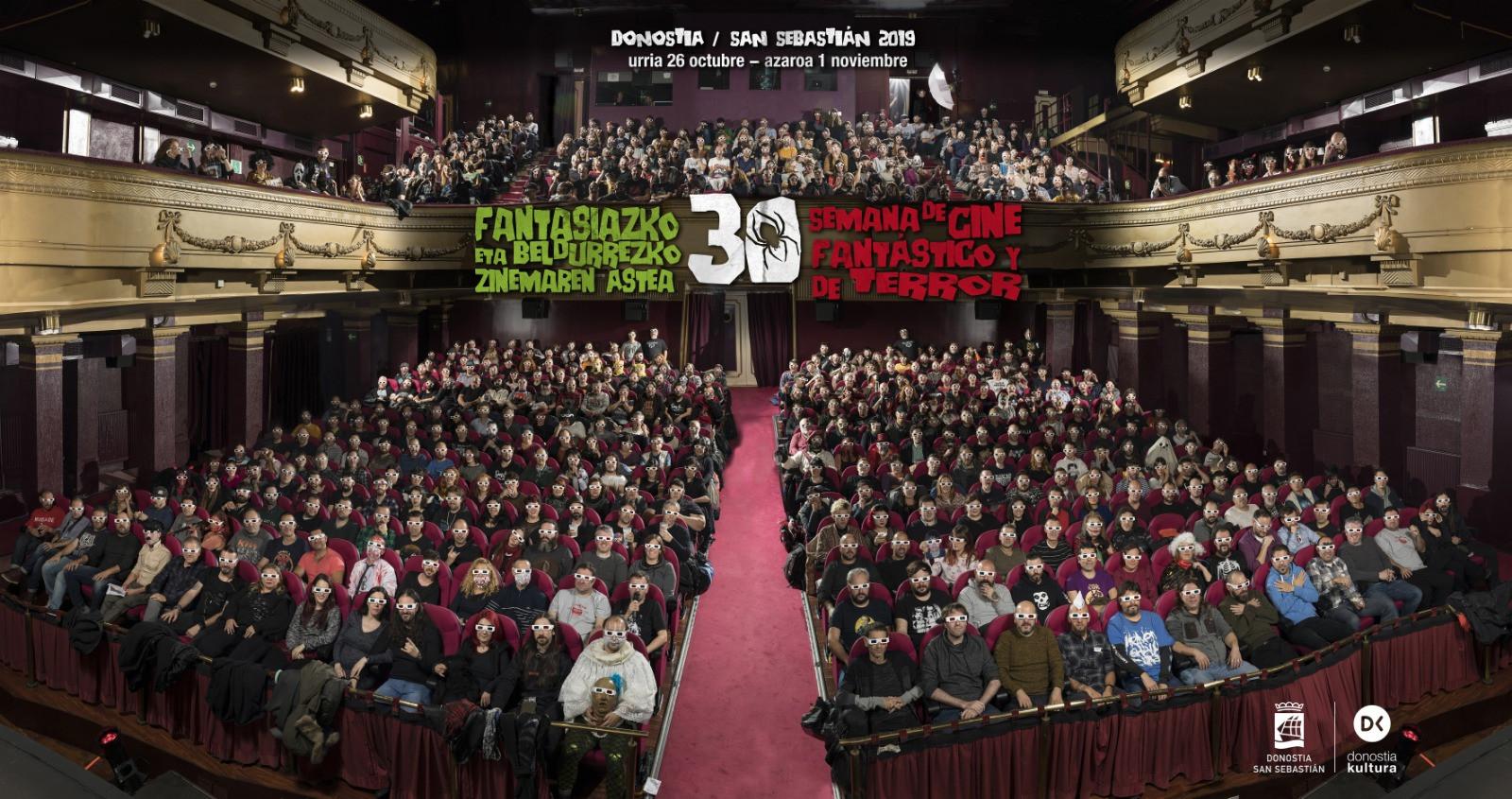 Semana de Cine Fantástico y de Terror de San Sebastian