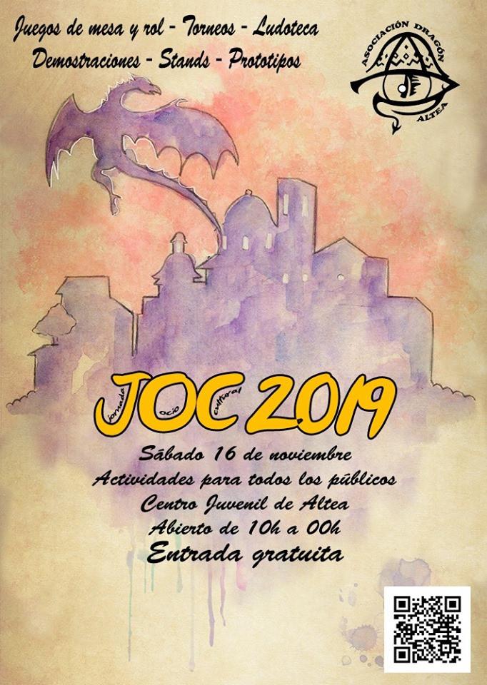 Jornada de Ocio Cultural 2019