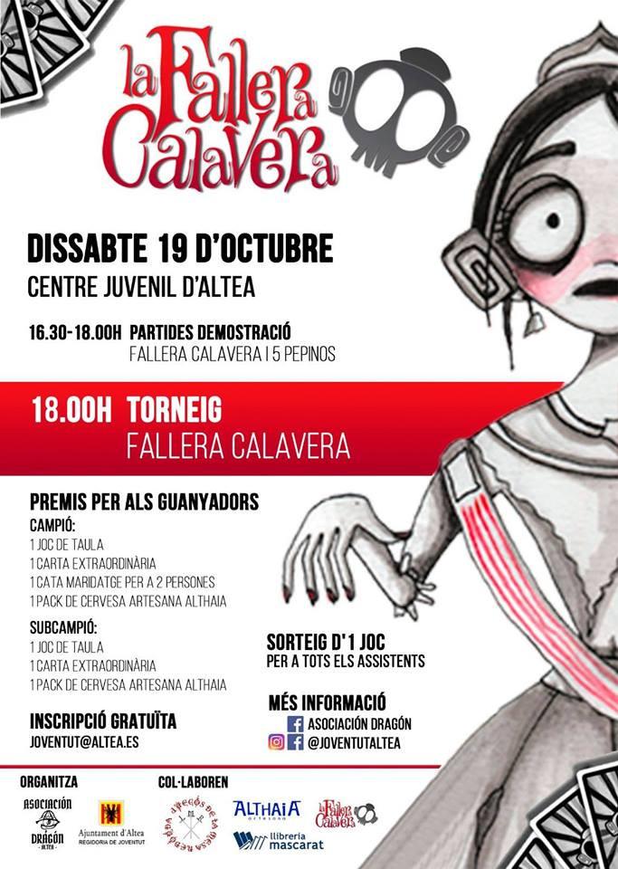 Torneo Fallera Calavera