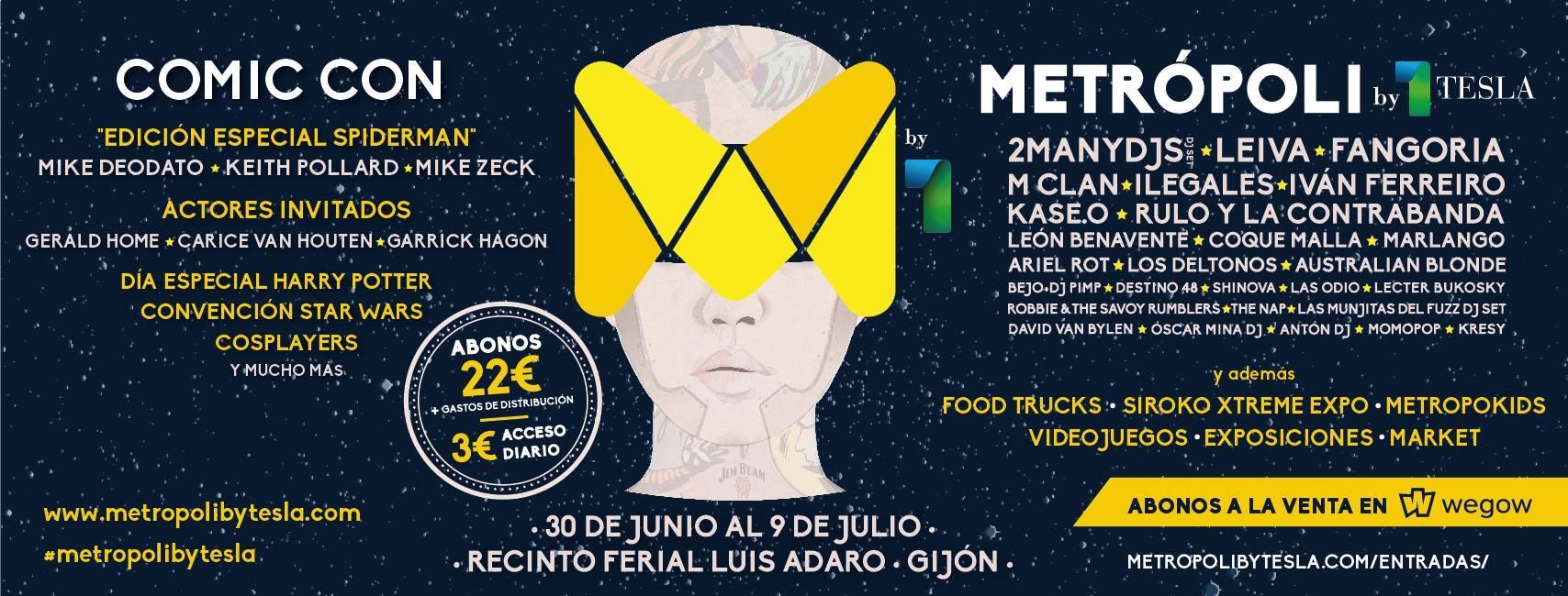 Festival Metropoli