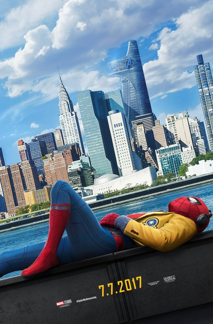 Estreno Spider-man: Homecoming