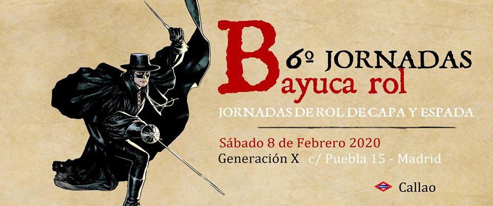 6º Jornadas BayucaRol
