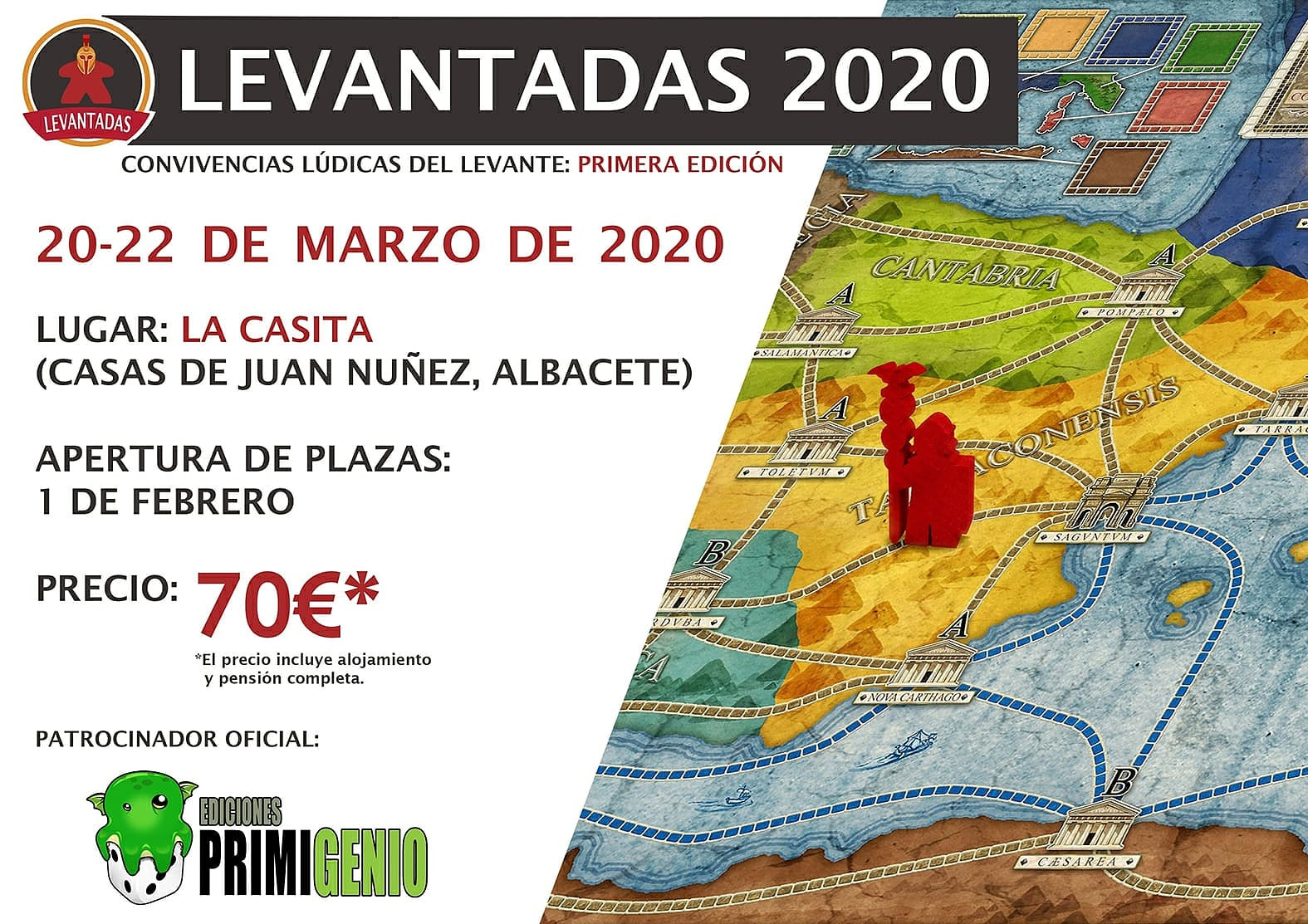 LEVANTADAS 2020