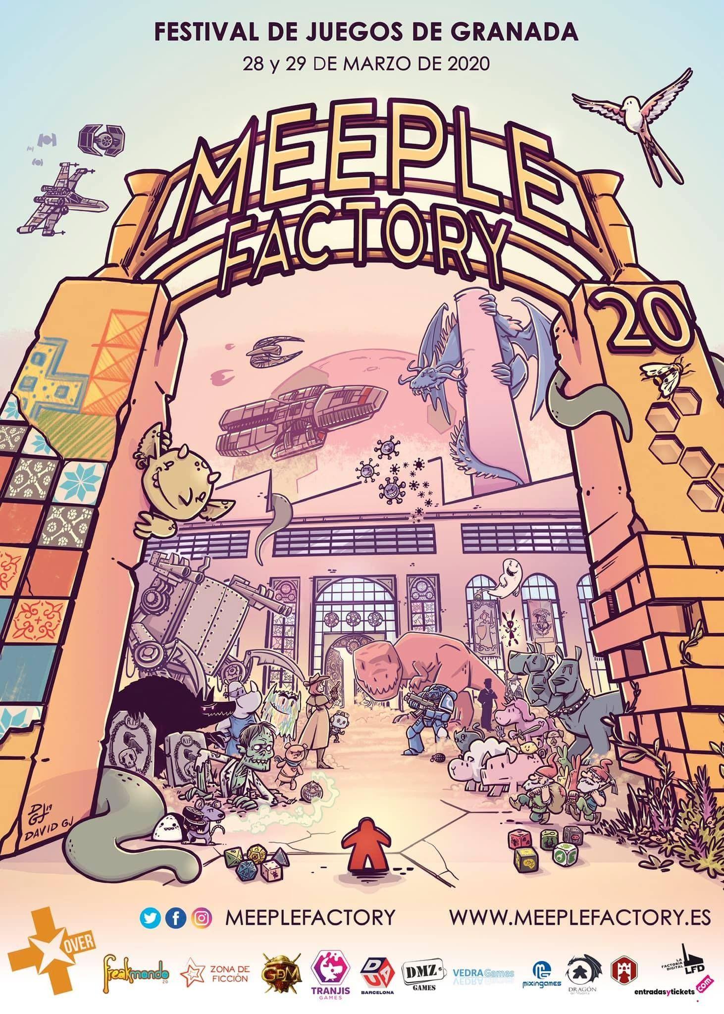 MeepleFactory