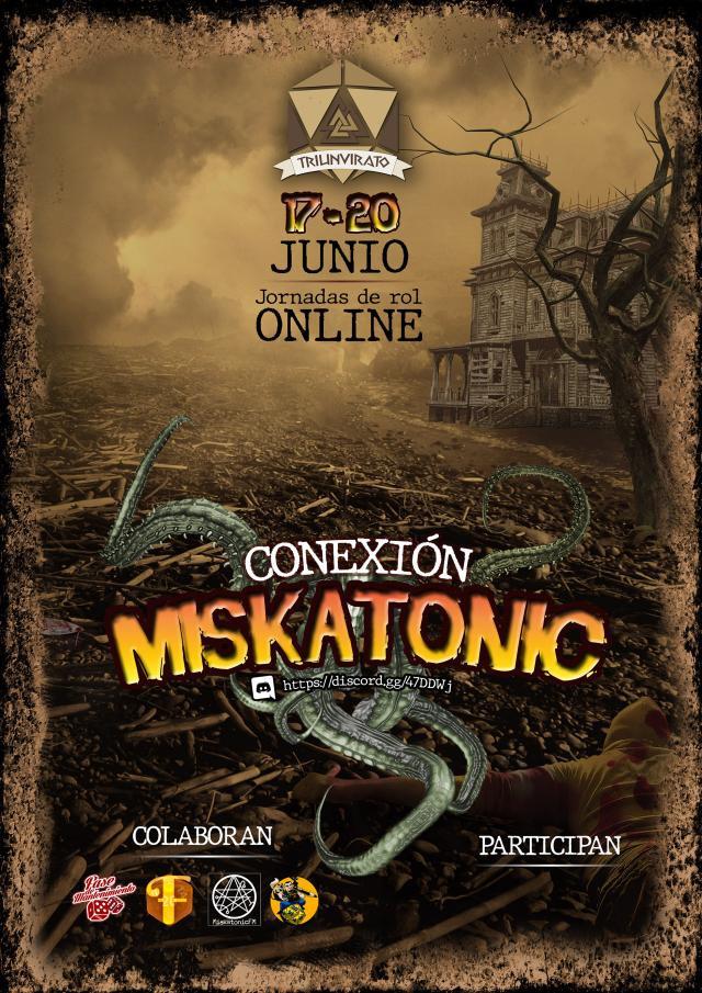 Conexión Miskatonic.