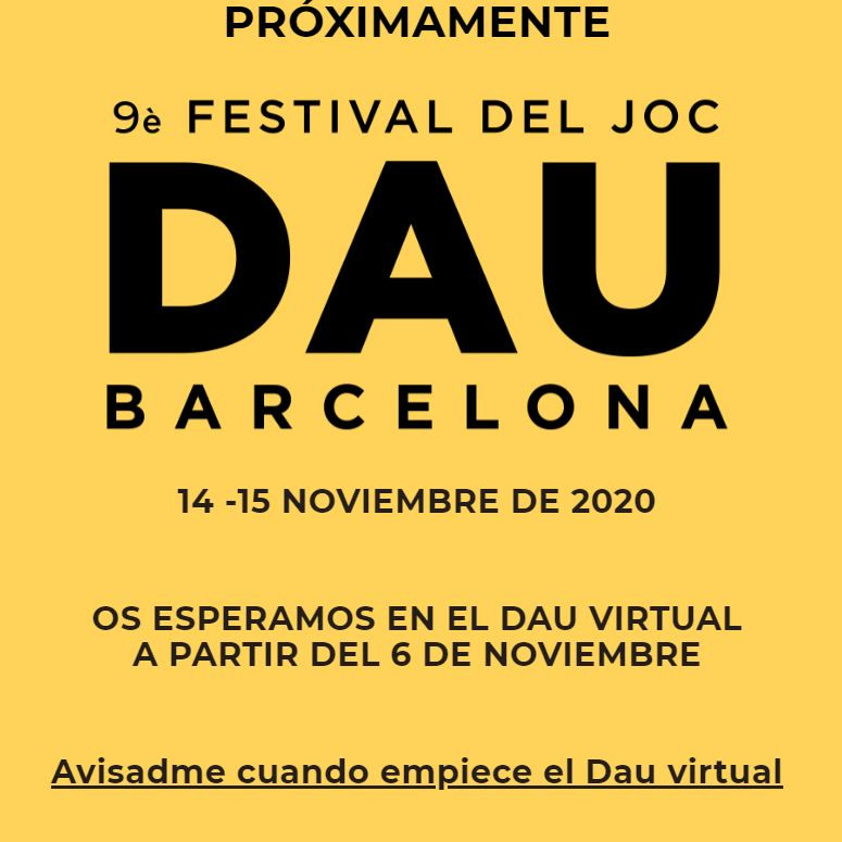 DAU Barcelona 2020