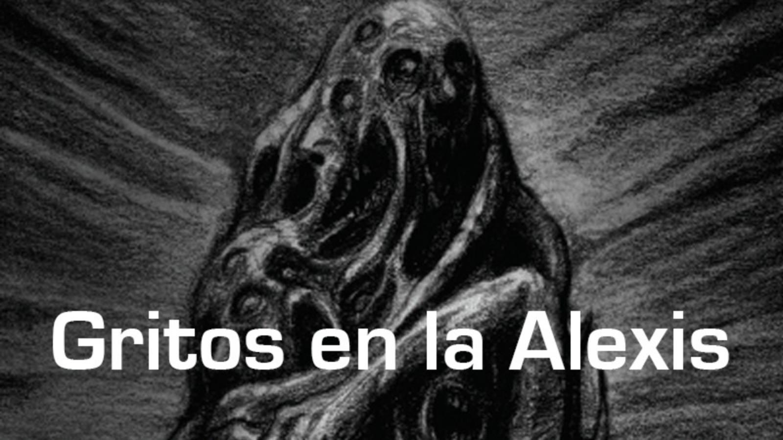Resistencia Lúdica - Gritos en la Alexis (Mothership)
