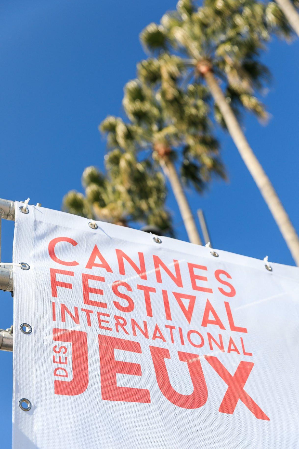 Festival des Jeux Cannes - As d ' Oro