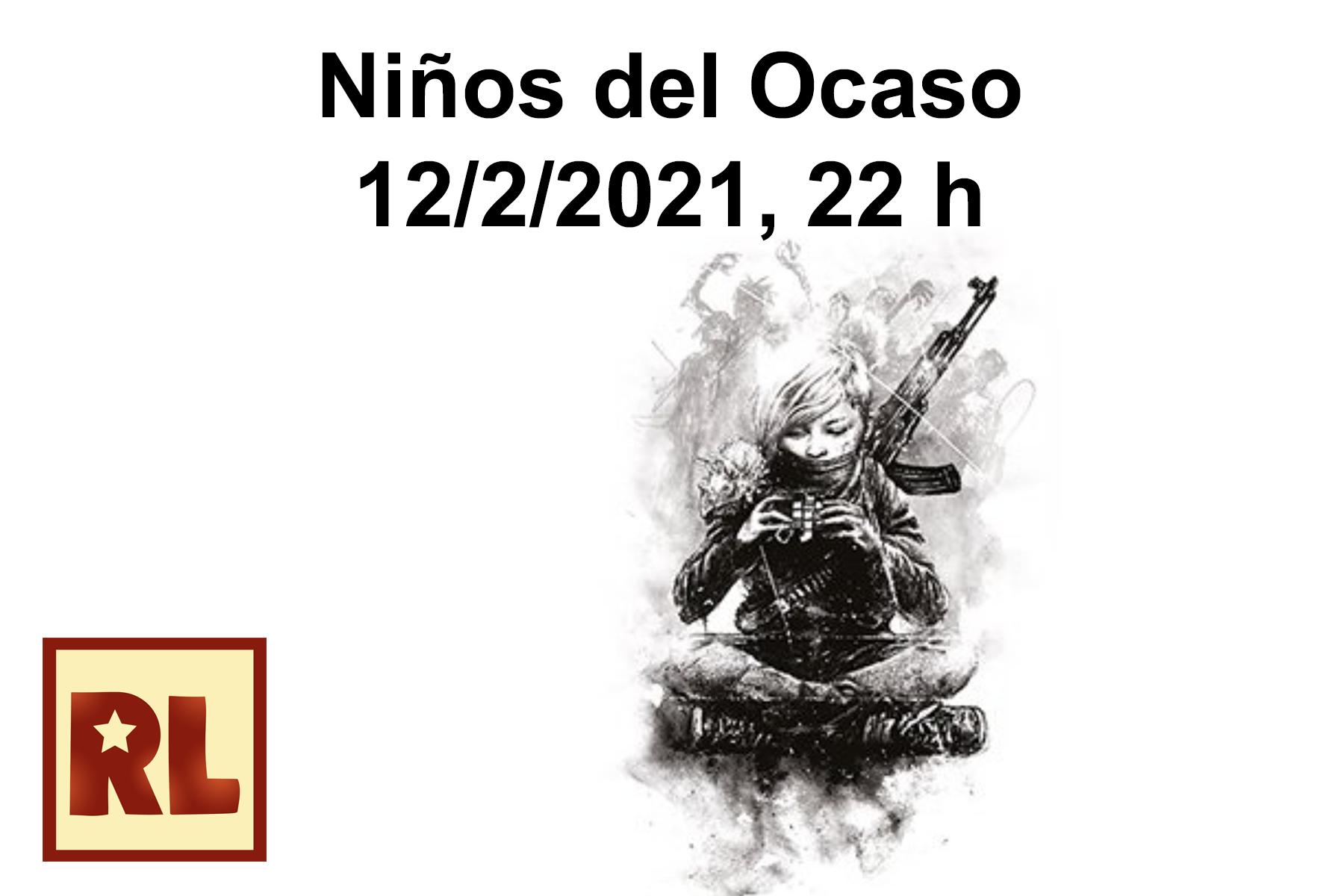 Resistencia Lúdica Niños del Ocaso (XD6)