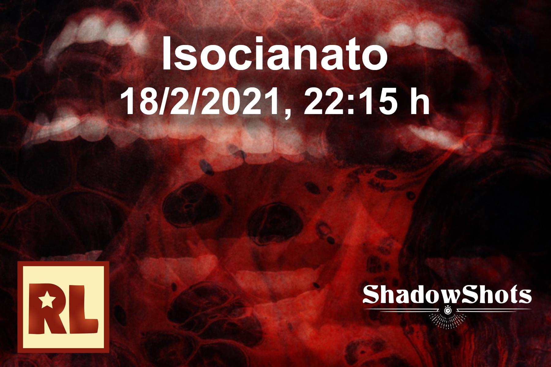 Resistencia Lúdica Isocianato (Shadowshot)