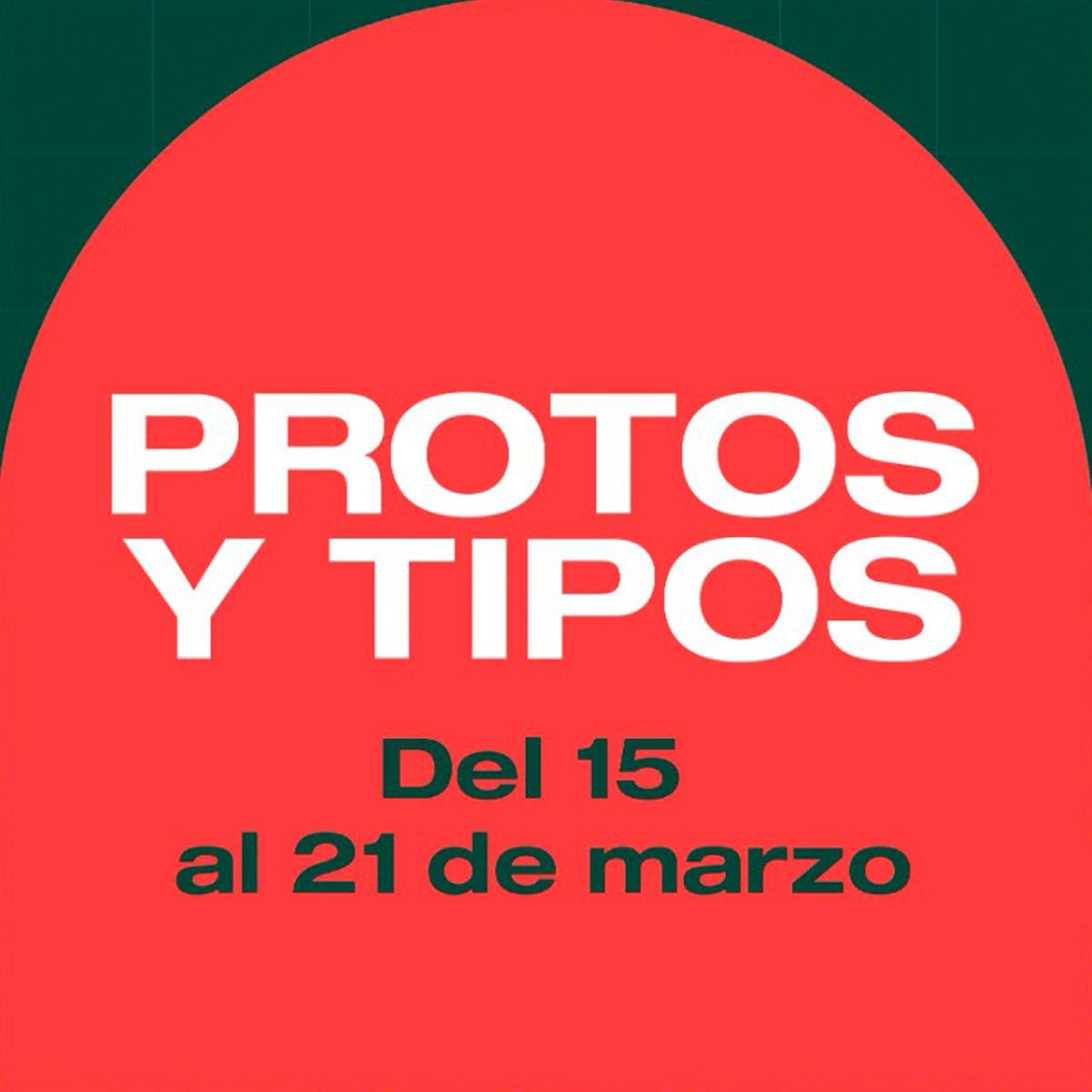 PROTOS Y TIPO 2021