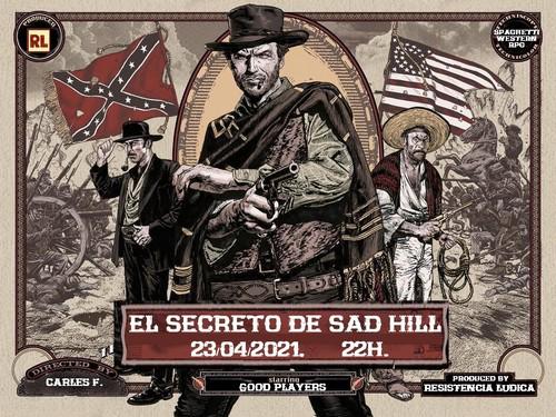 Resistencia Lúdica - El secreto de Sad Hill (Spaghetti Western)