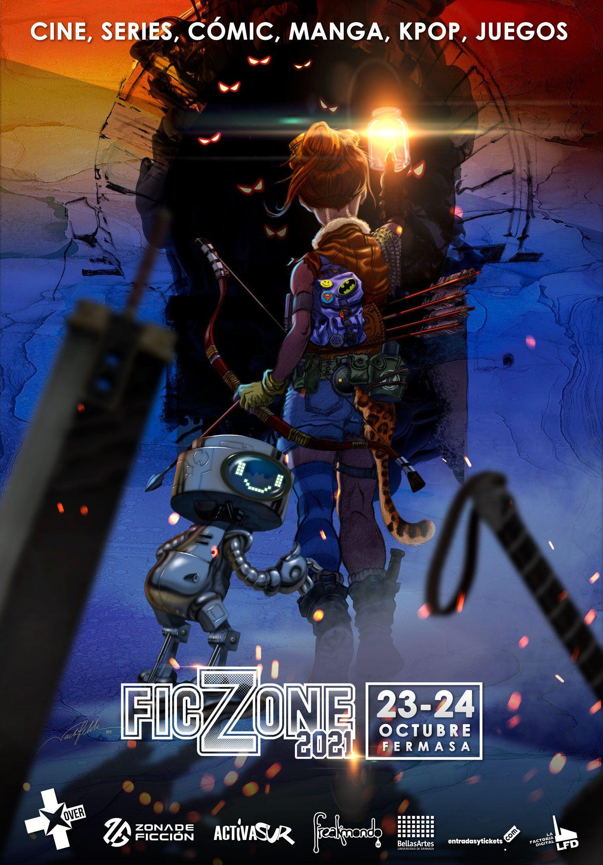 FicZone + Granada Gaming + Meeple Factory 2021
