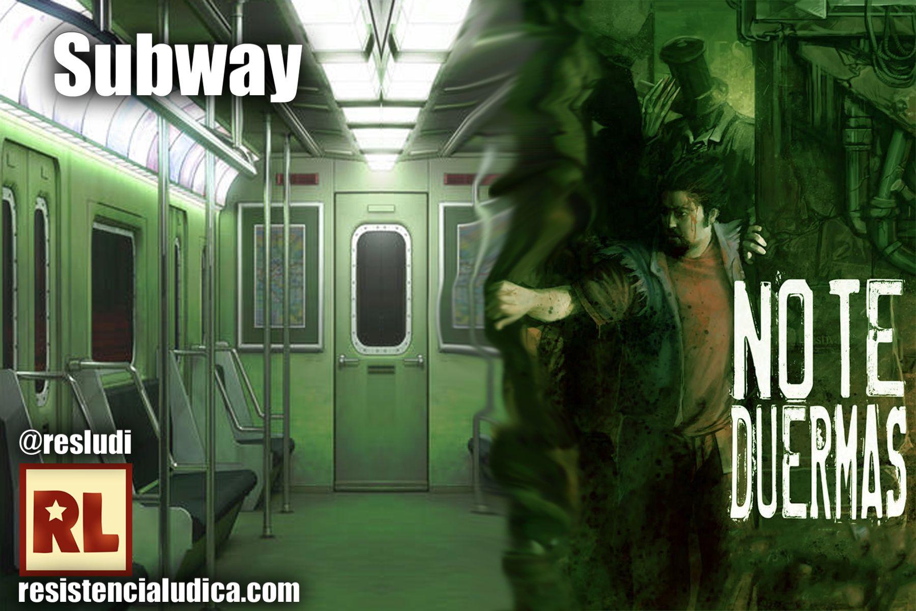 Rol - Subway (No te Duermas) RL