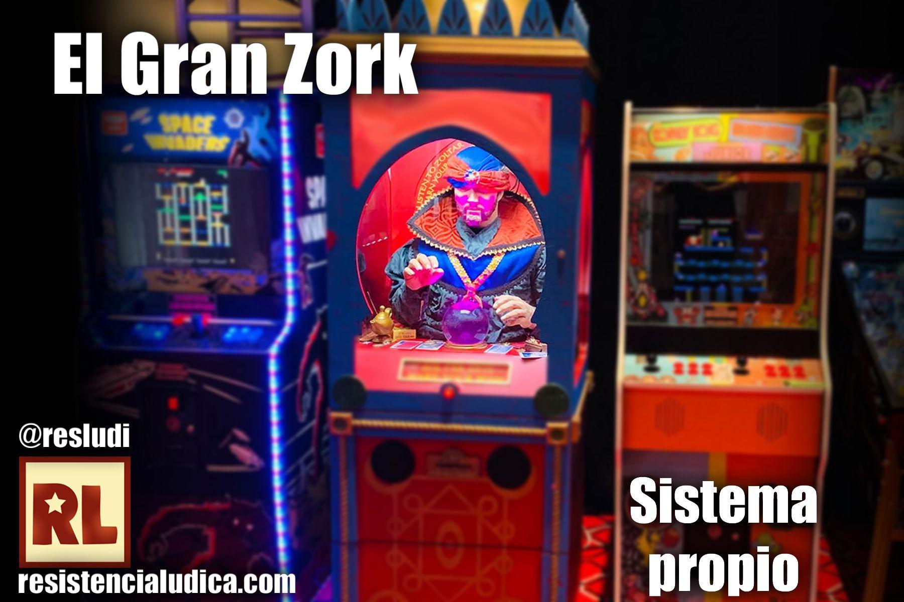 Rol - El Gran Zork (Sistema propio) RL